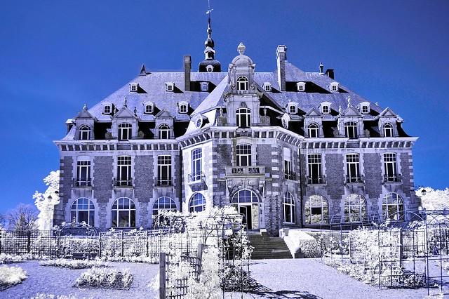Château de la citadelle de Namur -ir