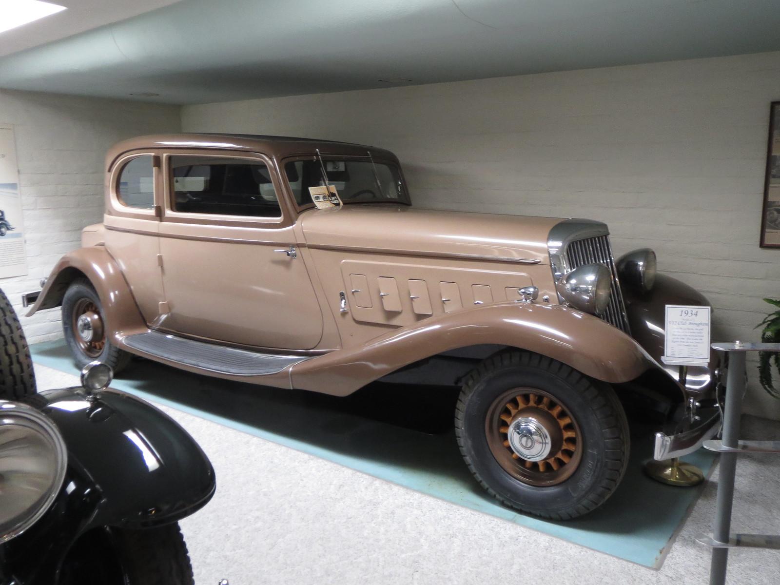 Franklin Auto Museum Tucson AZ