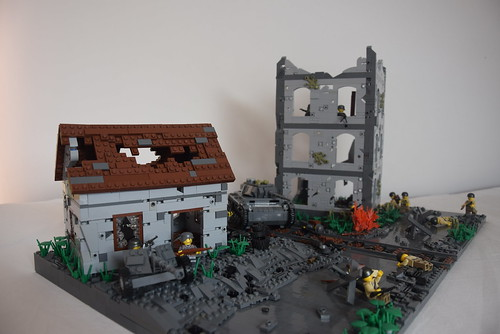 LEGO WW2 Operation Market Garden