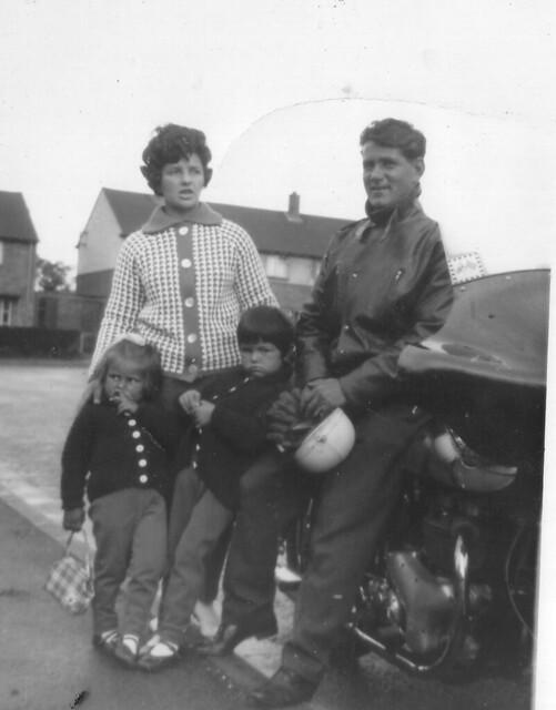 1963 - 03 - Joyce, John, Angela and Annette