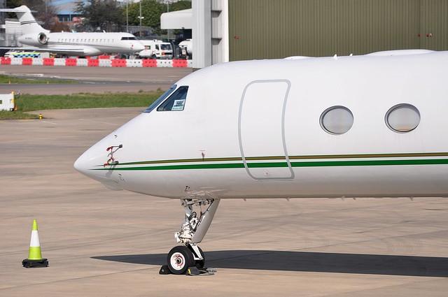 Gulfstream Aerospace Gulfstream G550 (GV-SP)