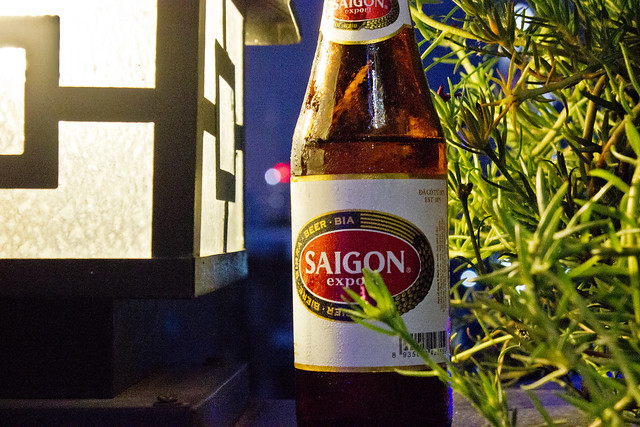 Beer Saigon