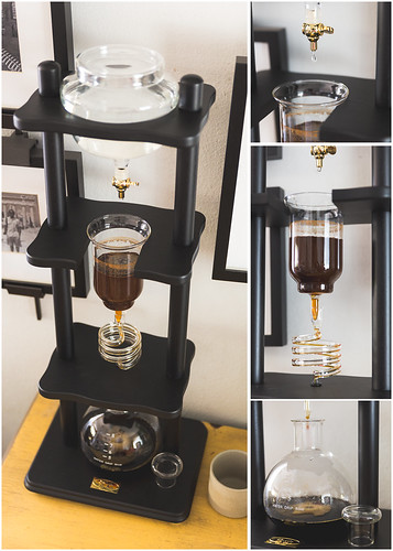 Yama Cold Drip Tower | by cjcmarquez