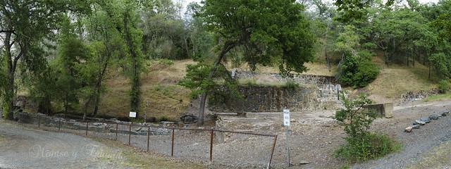 Keystone Mine, Amador City, California