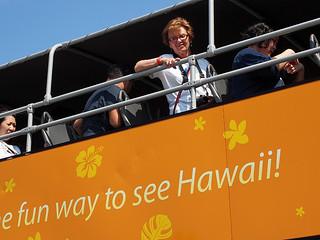 Waikiki Trolly- Hanauma Bay -Joe 4 | by KathyCat102