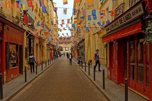 Paris / Rue Guisarde / Saint-Germain-des-Près
