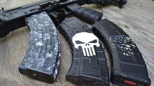AK-47 Mag Skins