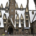 Main Entrance to Three Broomsticks