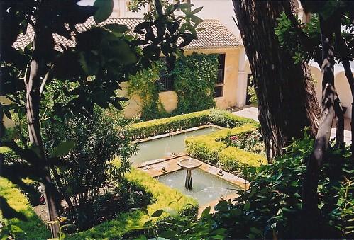 Garden view | by Jon Stow