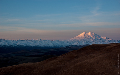 Morning Elbrus | by Hombit