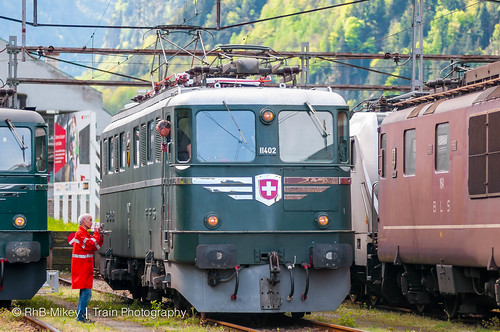 Station Erstfeld - 2-5-2015 | by RhB-Mikey