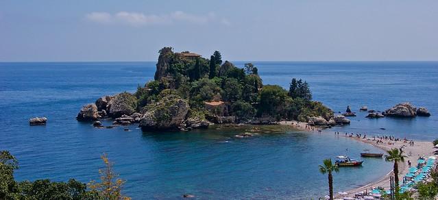 Isola Bella (Isole Borromee) island