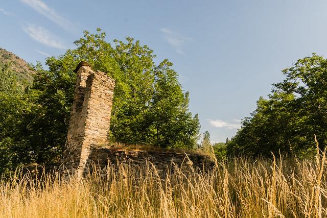 Església romànica de la Mare de Déu de la Llata