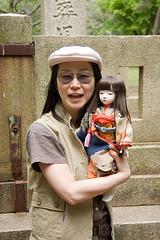 me with Kayuli Ichimatsu Doll | by ichico