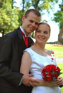 Wedding day 2004-07-17