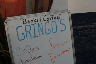 Books and Coffee for Gringos | by John Debay