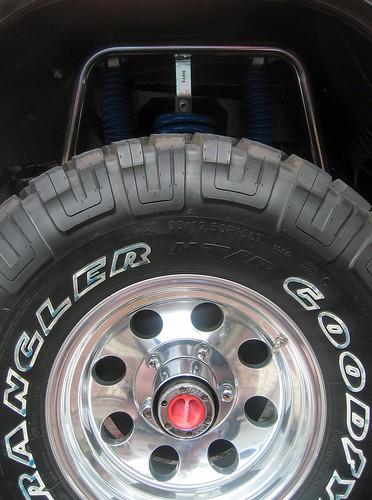 butch wheel   by Paul L Dineen