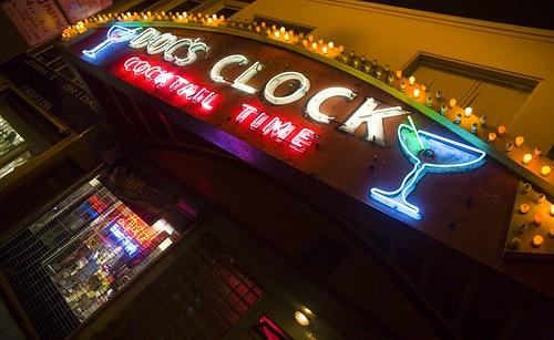 Doc's Clock | by Thomas Hawk