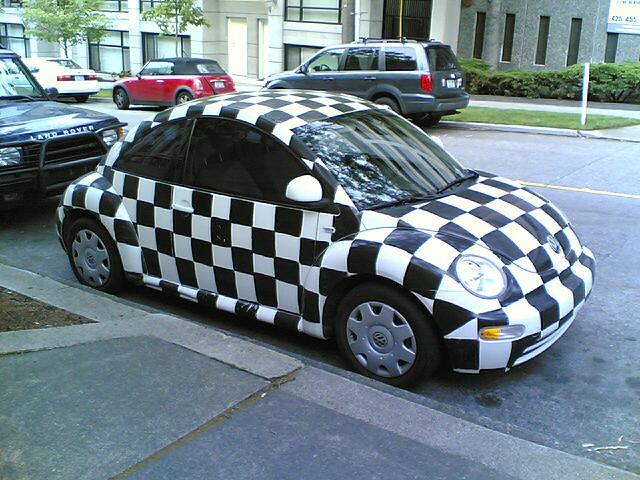 Checkered Flag Vw >> Vw Takes The Checkered Flag Nick Finck Flickr