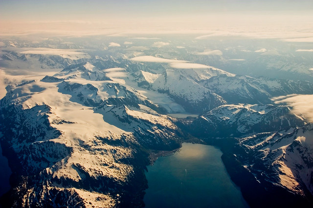 Alaska - From the air 8