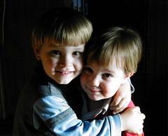 Brotherly Love | by Jen's Art & Soul
