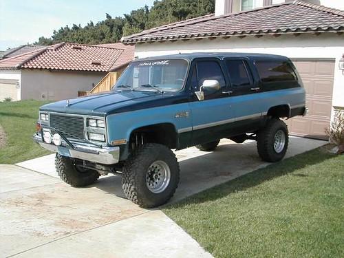 1984 GMC K2500 Diesel Suburban | surferj0e | Flickr