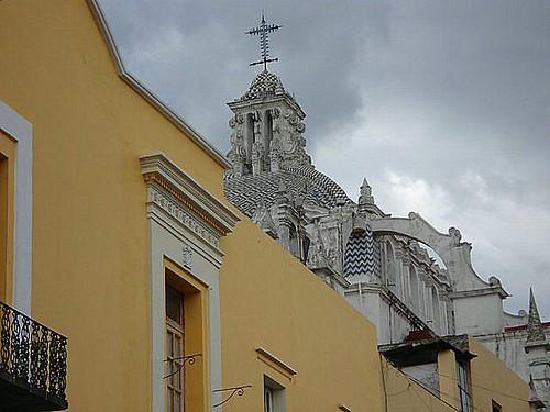 Puebla antes de la tormenta