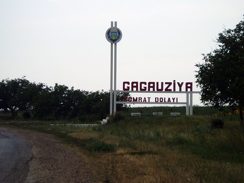Welcome to Gagauzia!