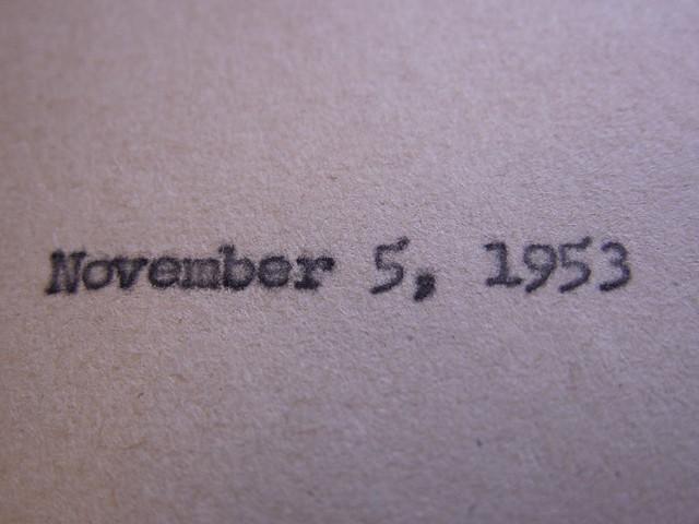 November 5, 1953