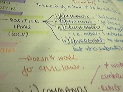 Coloured Pens Revision Malarkey | by craigboney