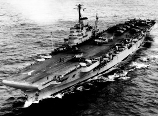 HMS Illustrious (ca. 1954)