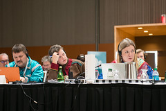 Saami Council delegation