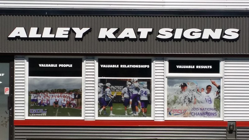 Alley Kat Signs