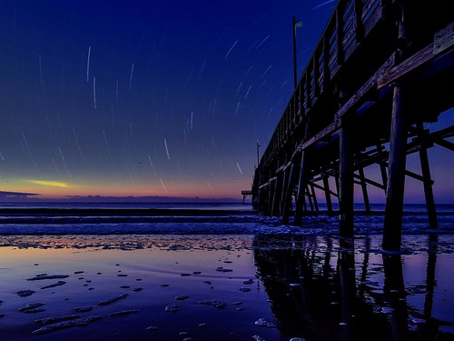 ocean sea sky beach nature night stars landscape timelapse space northcarolina explore sunrisesunsetsceniccloudsbeach suggestivelandscape