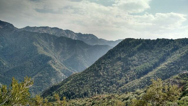 View from the East Side of Grandeur Peak