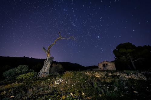 Las estrellas, son las causantes que me impulsan hacia esta afición, LA FOTOGRAFÍA.