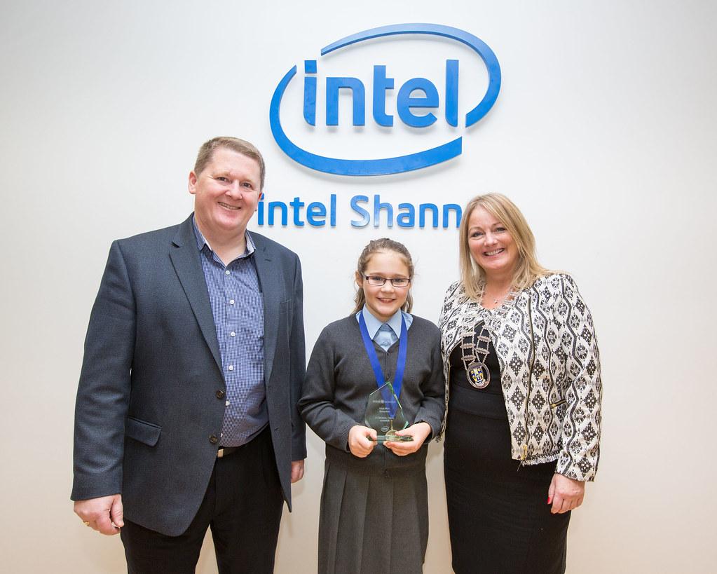 Intel Shannon MS 087 | Pat Collins, Intel Shannon Site Opera