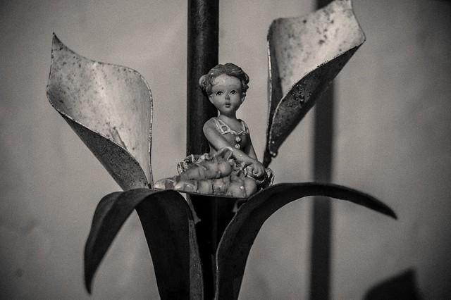 Lampara velador de mesa 1953