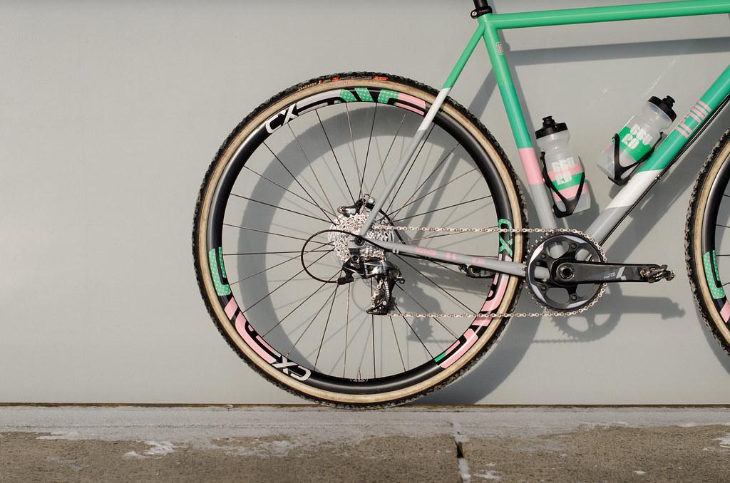 LEGOR CICLI / BBUC / ENVE #nuiorksitipluscx | Pastel colors