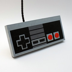 NES Controller by cmaddison