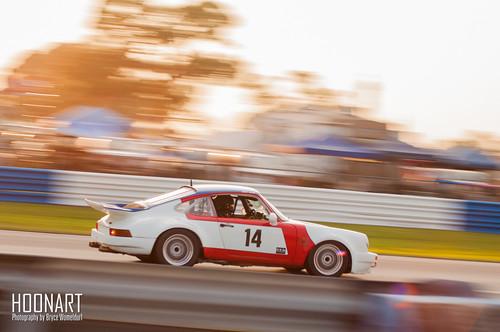 sunset florida 911 porsche goldenhour historics 2015 12hoursofsebring sebring12 hoonart