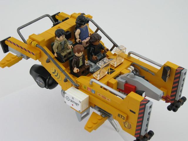 Lego Serenity Mule 18