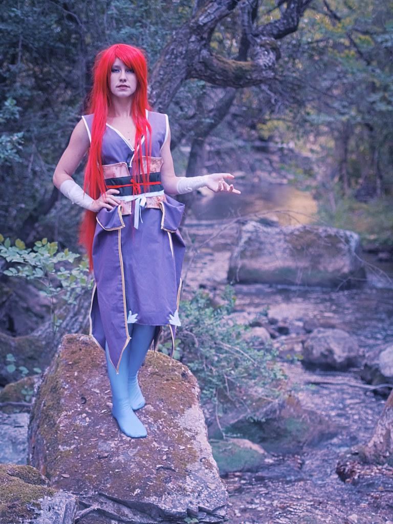 related image - Shooting Erza Scarlet - Robe de Yuen - Fairy Tail - Montferrat - 2015-05-15- P1080667