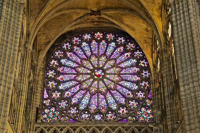 Cattedrali Gotiche del Parigino