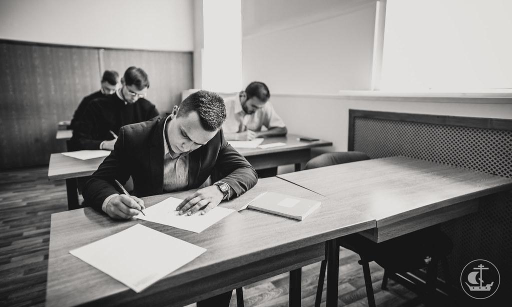 4 июля 2016, Вступительные экзамены в магистратуру / 4 July 2016, Entrance exams to Master's degree