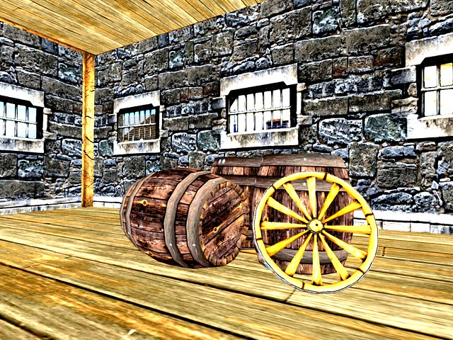 New Palermo -Bootleg Barrels