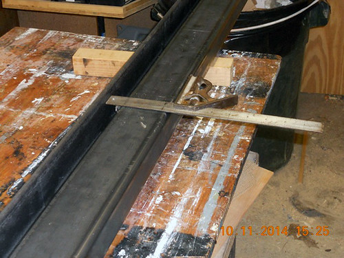 Hank Kennedy table saw project - diy guide rails 10 | by VerySuperCool TOOLS