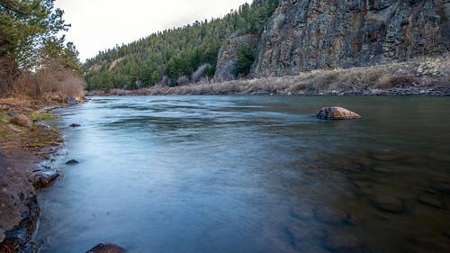 water us colorado unitedstates riogrande southfork