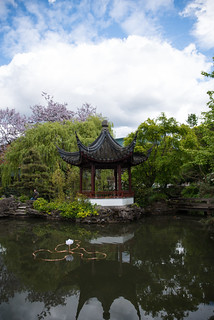 Chinese Garden in #Vancouver #YVR | by MikeBrowne