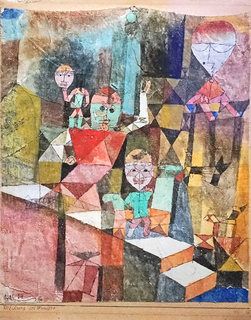 L'évènement Paul Klee (Centre G. Pompidou, Paris)